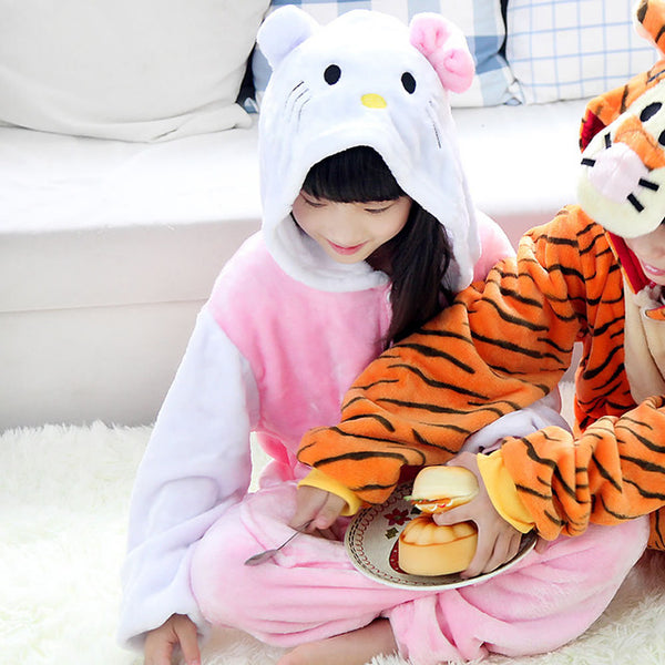 Children's Hello Kitty Kigurumi