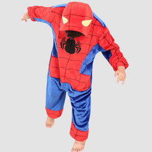 The Avengers Children's Spider-Man Kigurumi