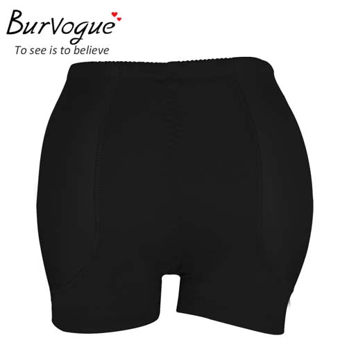 BURVOGUE Butt Lift and Hip Enhancer Shaper Black (36 cm)