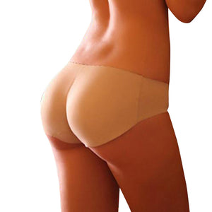 Butt Lift Padded Seamless Panty Body Shaper