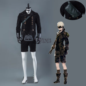NieR:Automata  Cosplay Costumes YoRHa No. 9 Type S 9S cosplay costume