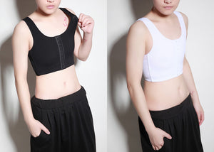 LIVA Crop Top Chest Binder