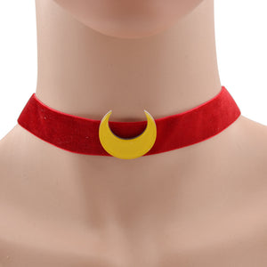 Sailor Moon Usagi Choker Necklace