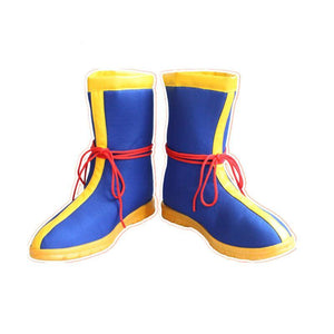 Dragon Ball Z Goku Cosplay Boots
