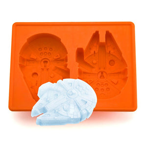 [STAR WARS] MILLENNIUM FALCON ICE CUBE TRAY