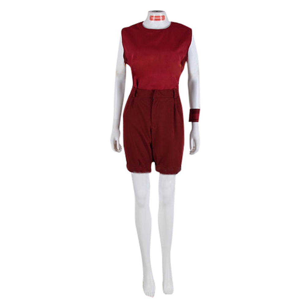 Steven Universe Ruby Cosplay Costume