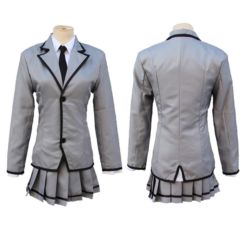 Assassination Classroom Kayano Kaede School Uniform Cosplay Costume