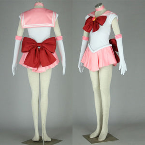 Sailor Moon Sailor Mini Moon Cosplay Costume