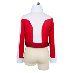 Voltron: Legendary Defender of the Universe Keith Cosplay JAcket