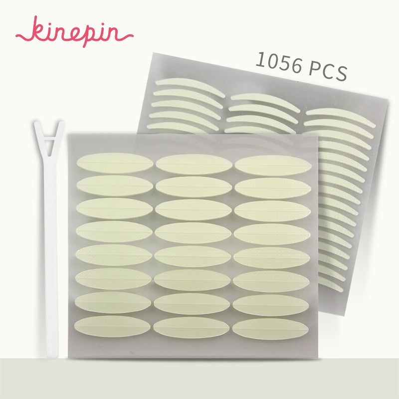 KINEPIN 1056pcs Double-sided Eyelid Tape (1056 pcs)