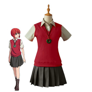 The Ancient Magus' Bride Hatori Tomoyo Cosplay Costume