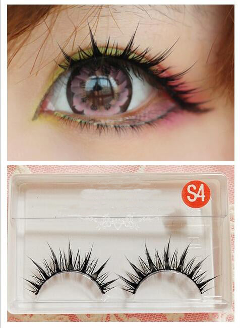 3D MINK Star Point Criss-Cross Style Eyelashes