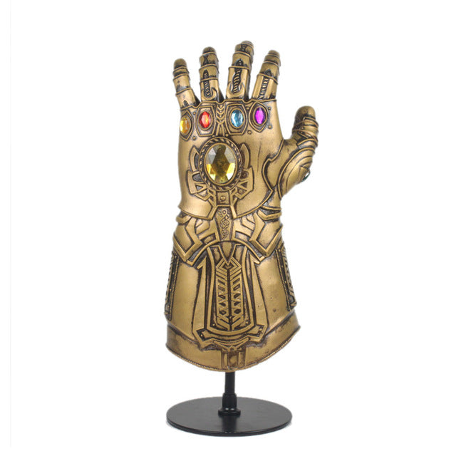 The Avengers Thanos Infinity Gauntlet Cosplay Glove (Gold Style 1)