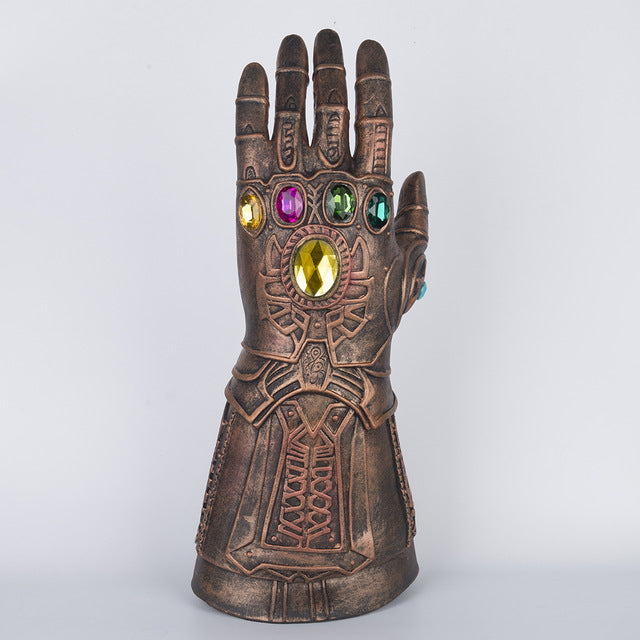 The Avengers Thanos Infinity Gauntlet Cosplay Prop (Bronze Style)
