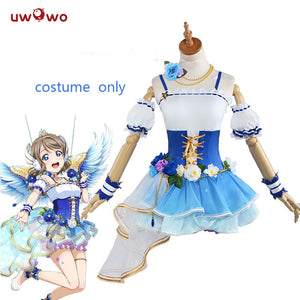 Love Live! Sunshine!! Watanabe You Aqours Angel Awake Cosplay Costume