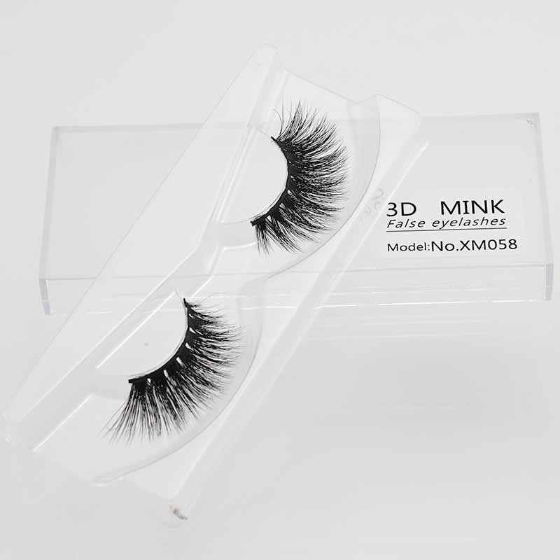 3D Mink X-Long Thick Feather False Eyelashes