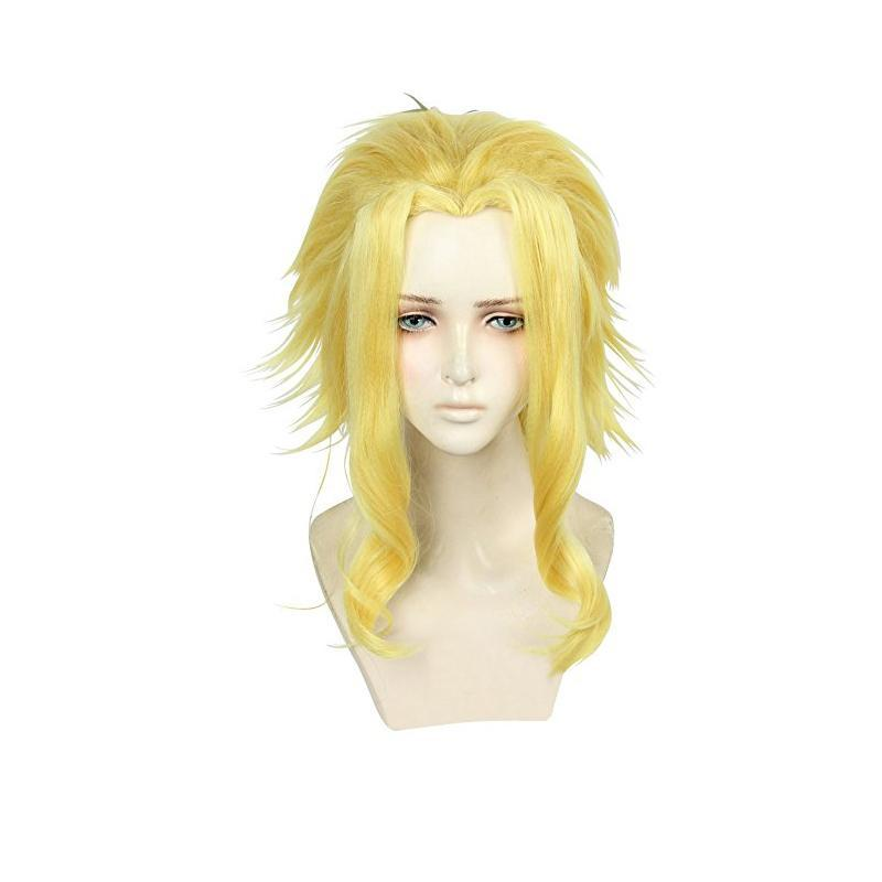 My Hero Academia All Might Cosplay Wig