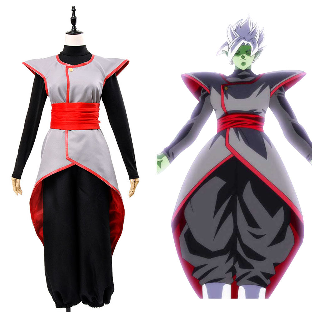 Dragon Ball Super Black Goku Zamasu Cosplay Costume
