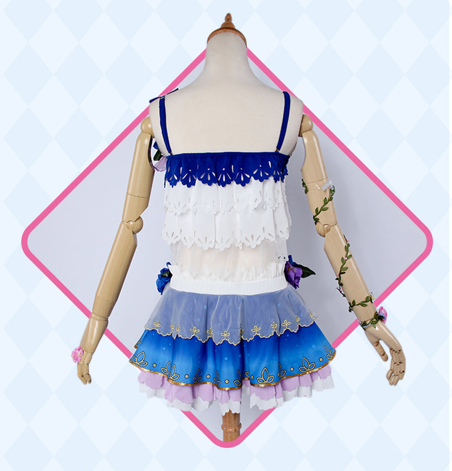 Love Live! Sunshine!! Ruby Kurosawa Aqours Angel Awake Cosplay Costume