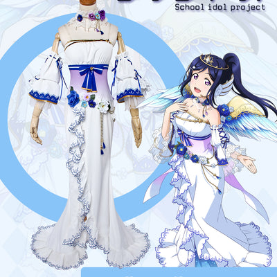 Love Live! Sunshine!! Kanan Matsuura Aqours Angel Awake Cosplay Costume