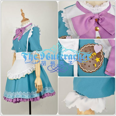 Love Live! Sunshine!! Riko Sakurauchi Aqours Valentine's Day Maid Dress Cosplay Costume
