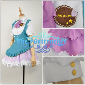 Love Live! Sunshine!! Kanan Matsuura Aqours Valentine's Day Maid Dress