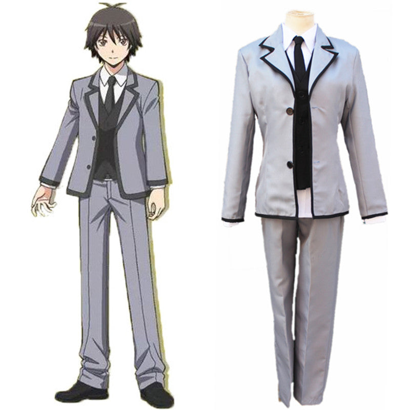 Anime Assassination Classroom School uniform Cosplay Costume