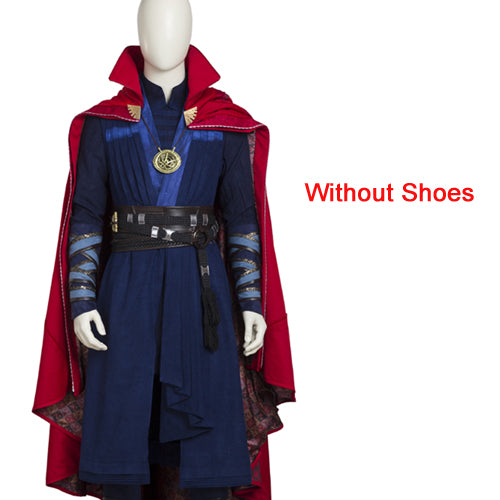 Avengers Infinity War Dr. Strange Cosplay Costume (Shoes Not Included)