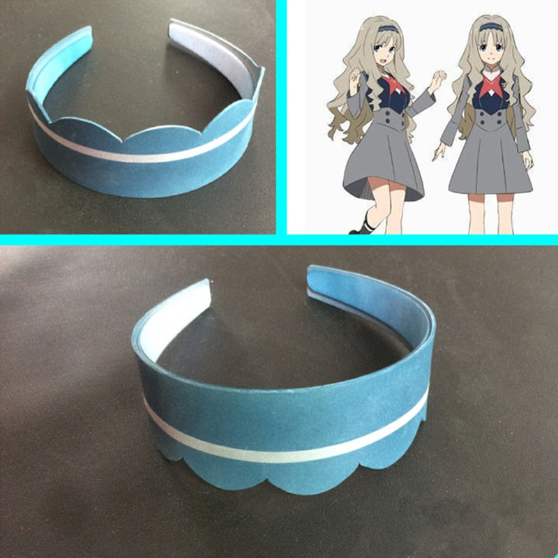 DARLING in the FRANXX KOKORO Cosplay Hair band