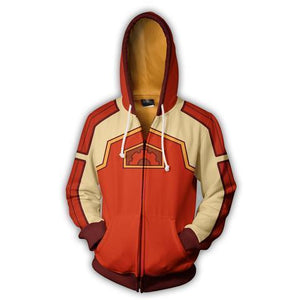 [Avatar: The Last Airbender] 3D PRINTED HOODIES