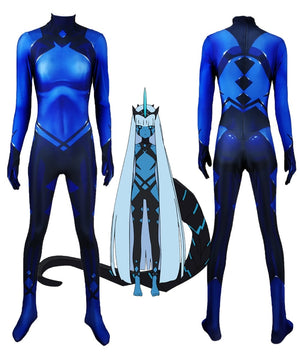 Klaxosaur Princess Darling in the Franxx 001 Cosplay Costume