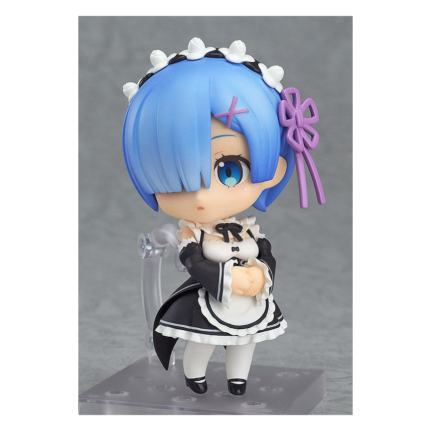 GOOD SMILE Rem Nendoroid Re: Zero -Starting Life In Another World Rem Collectible Nendoroid