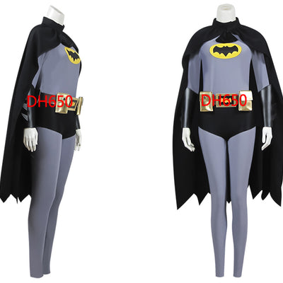 Custom Classic Batman Cosplay Costume