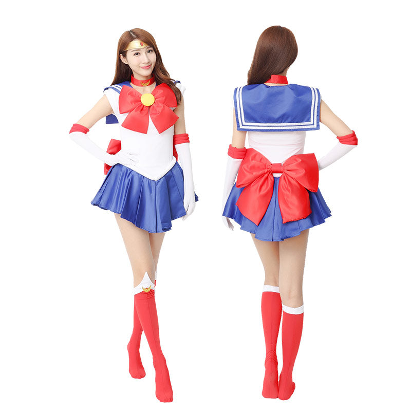 Sailor Moon Cosplay Costume