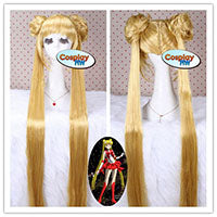 80cm Sailor Moon Cosplay Wig