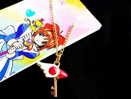 Card Captor Sakura Necklace - Card Captor Necklace