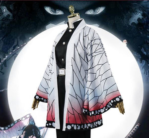 DEMON SLAYER / KIMETSU NO YAIBA Shinobu Kocho Cosplay Costume