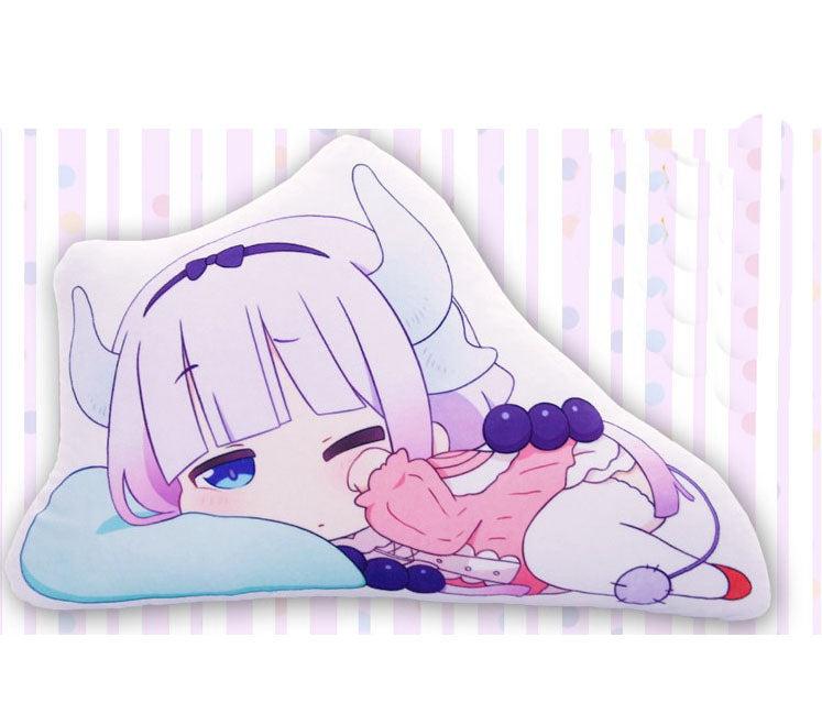 Double sided Sleepy Kanna Kamui Pillow