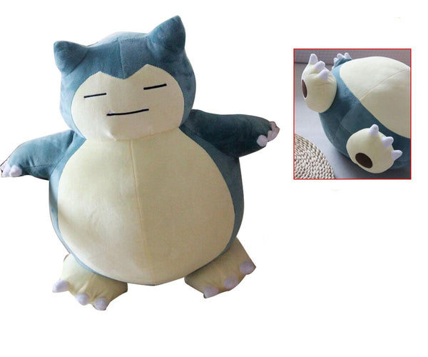 Pokemon Snorlax Plush 31.5 inches