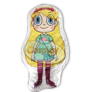 [STAR VS THE FORCES OF EVIL] Star Plush Pillow [Cosplay-FTW Exclusive]