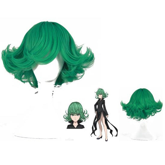 Tatsumki - One Punch Man Cosplay Wig
