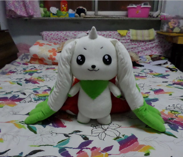 Digimon 17.7 inch Terriermon Plush