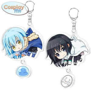 That Time I Got Reincarnated As A Slime Rimiru Keychain / Anime Acrylic