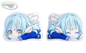 That Time I Got Reincarnated As A Slime Rimiru Plush Pillow / Double-Sided Expression Plush