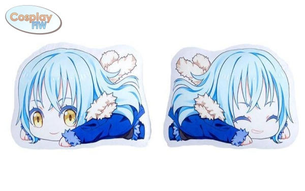 That Time I Got Reincarnated As A Slime Rimiru Plush Pillow Plush