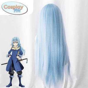 That Time I Got Reincarnated As A Slime Rimiru Wig / Cosplay