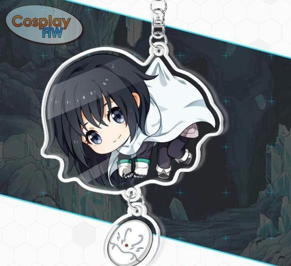 That Time I Got Reincarnated As A Slime Shizu Keychain / Anime Acrylic 13Cm X