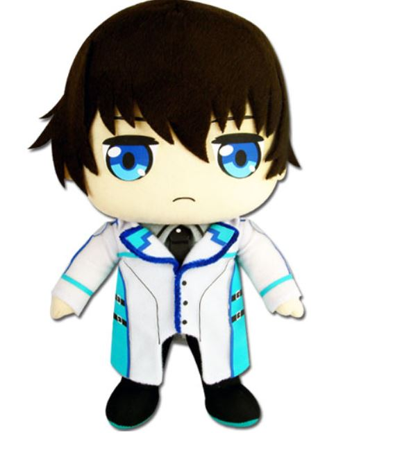 Mahouka Koukou no Rettousei (The Irregular at Magic High School) Tatsuya plush doll (8 inches)