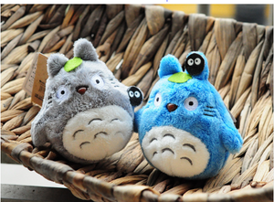 MY NEIGHBOR TOTORO PLUSH KEYCHAIN  - BUY ONE, GET 1 FREE!!