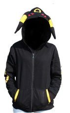Pokemon Umbreon Zip-Up Hoodie